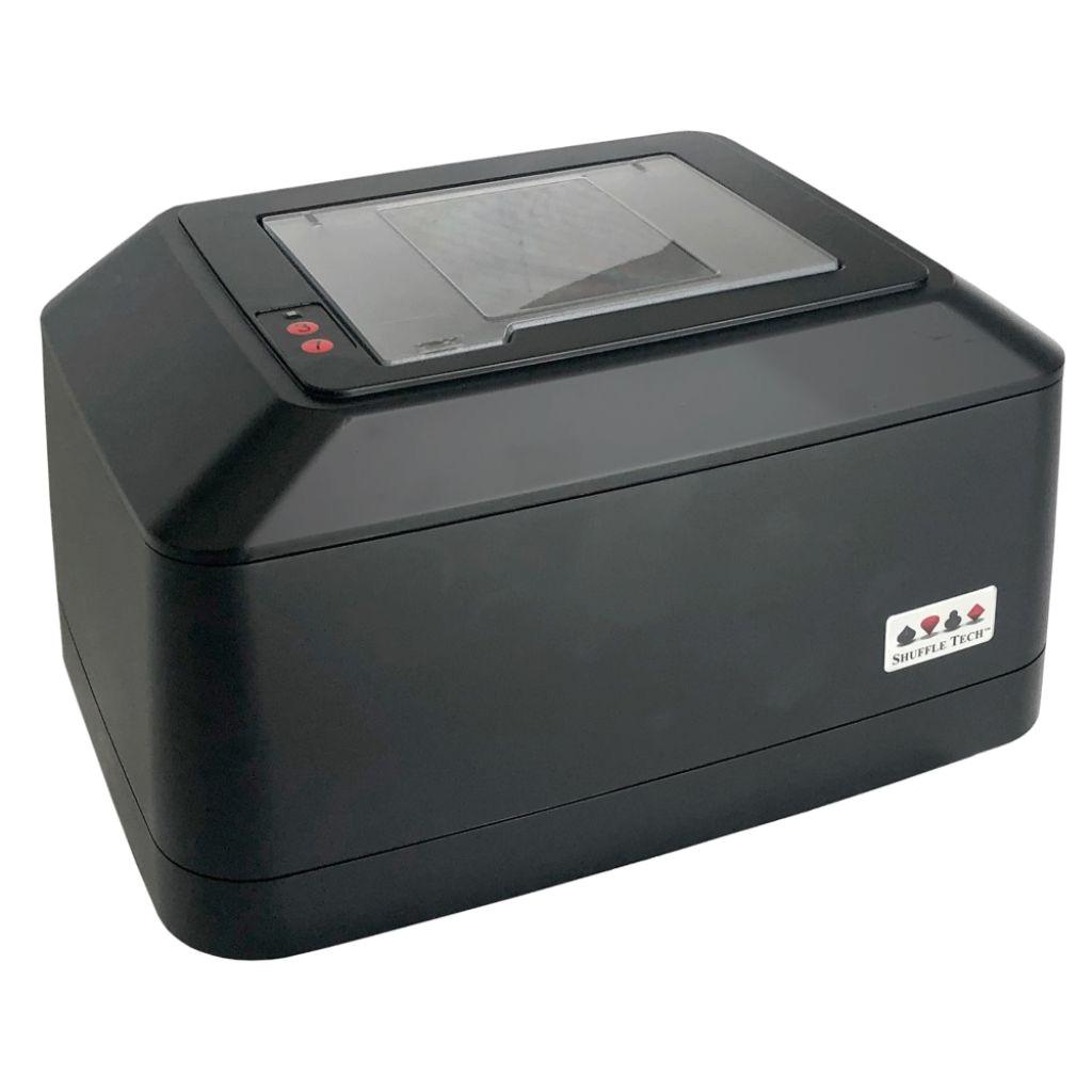 Professional Card Shuffler for Sale Shuffle Tech St1000 Professional Automatic Card Shuffler