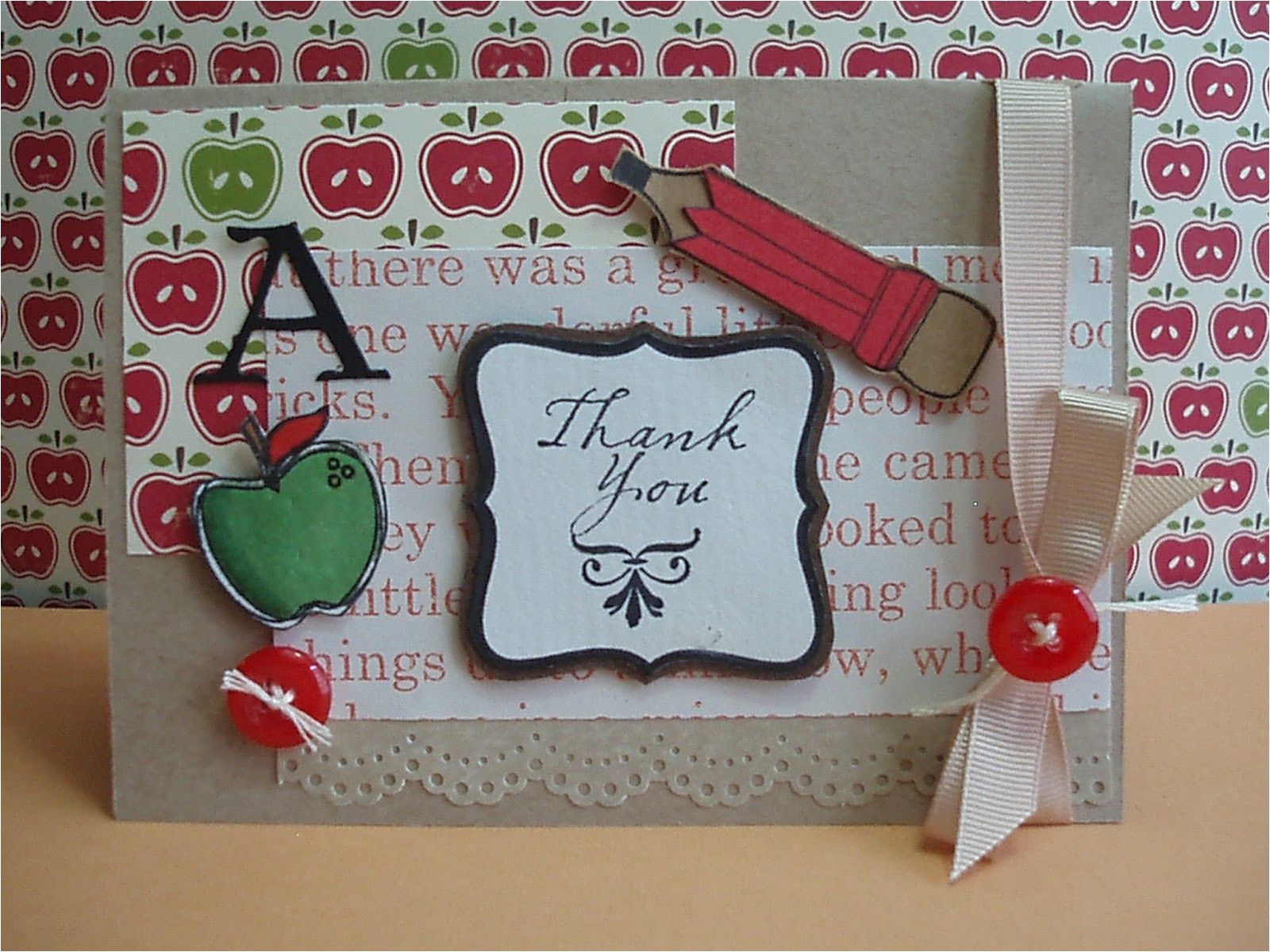 Teachers Day Card Ideas Simple Family Crafts and Recipes Make Your Own Cards Teacher