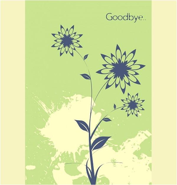 farewell card design