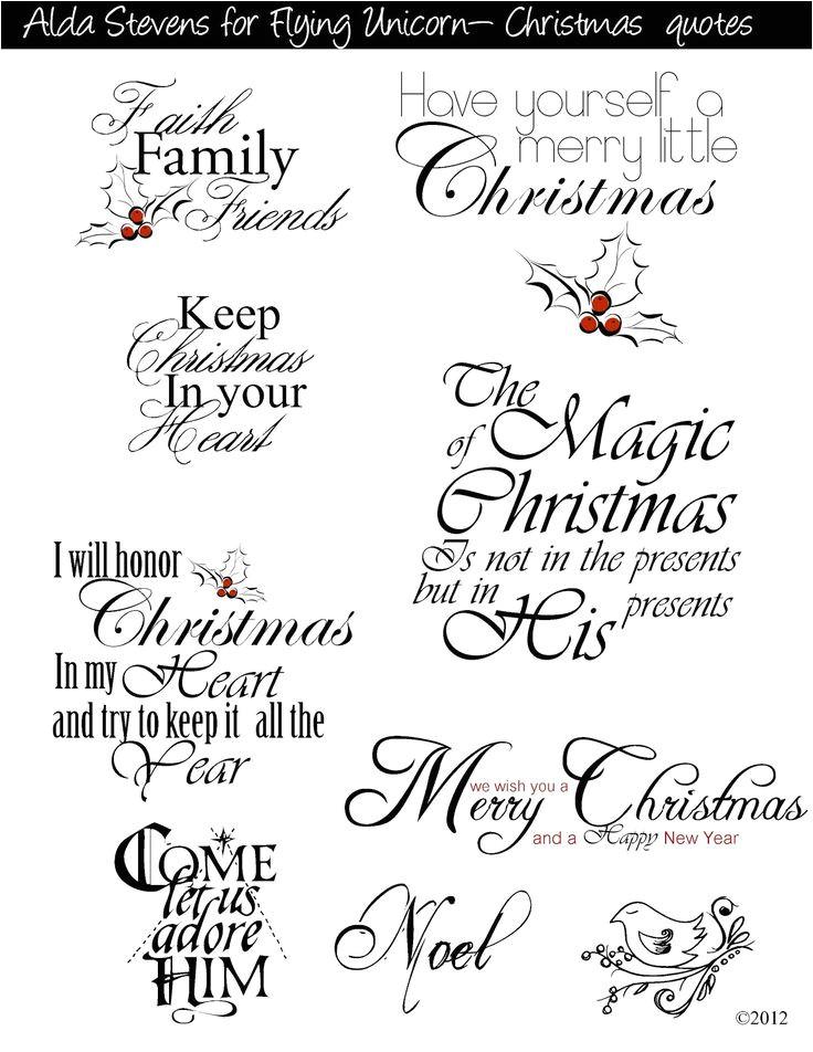 christmas card wording
