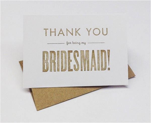 22 unique letterpress thank you cards