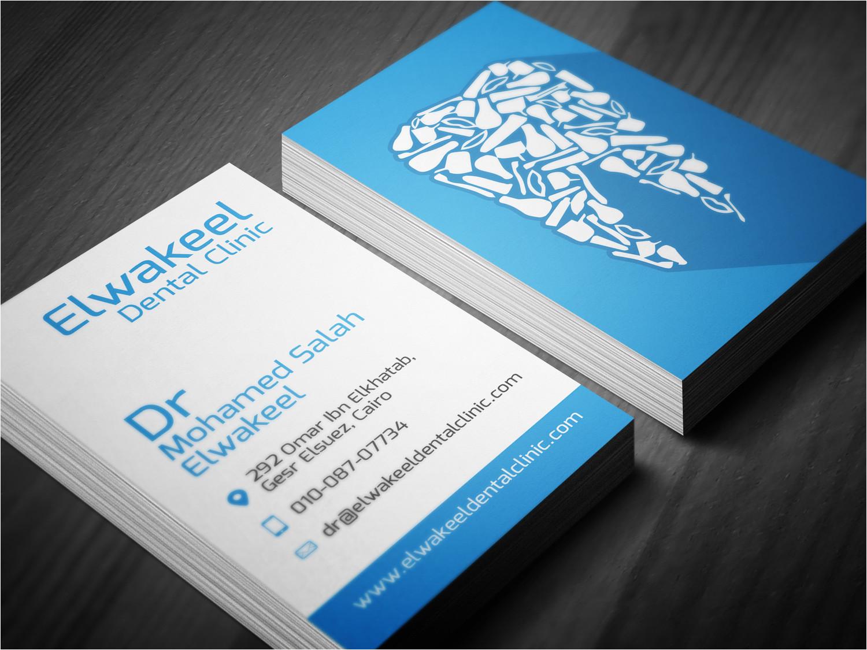 1773 creative business card design