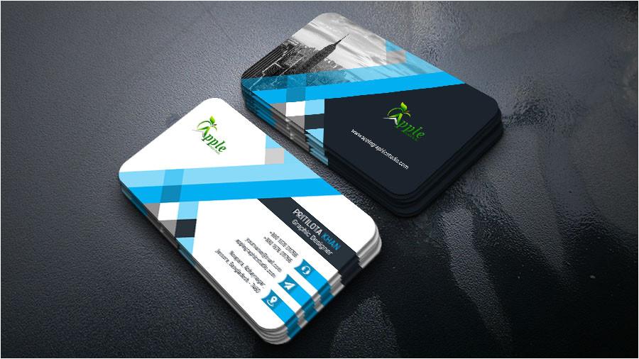 creative business card design photoshop