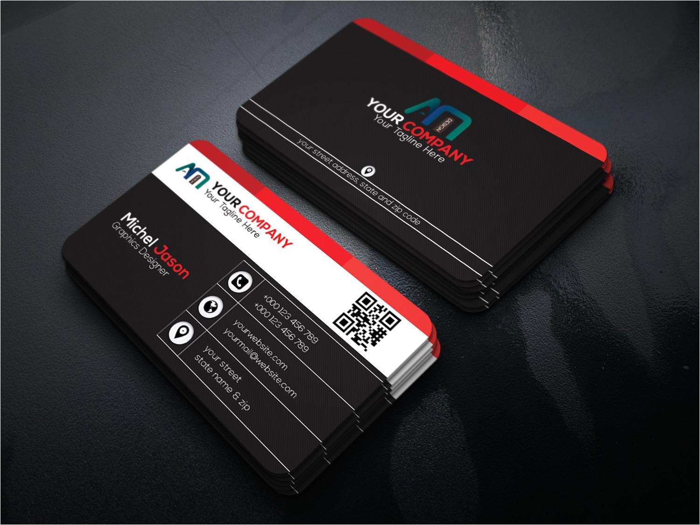 Modern and Creative Business Card Design