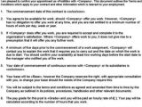 0 Hour Contract Template Zero Hours Contract Template Free Sampletemplatess