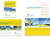 1 4 Page Flyer Template Free Environmental Conservation Flyer Ad Template Word