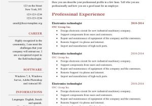 1 Page Resume Template Word One Page Resume Template Learnhowtoloseweight Net