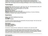 1 Year Experience Resume format Word 10 Sample PHP Developer Resume Templates to Download