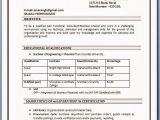 1 Year Experience Resume format Word Sap Sd Resume format