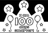 100th Day Hat Template Teacher Laura February 2014