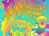 11 X 17 Cardstock Paper Psychedelic Poster Hippie Kunst Psychedelisch Bilder