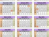 11×17 Calendar Template Word 11 X 17 2016 Year Calendar Printable Free Calendar Template