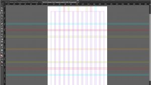 12 Column Grid Template Indesign A4 12 Column Grid Template the Grid System