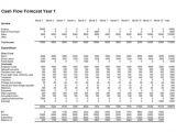 13 Week Cash Flow forecast Template 13 Week Cash Flow forecast Template Templates Resume