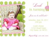 1st Birthday Invitation Card for Baby Girl Free E Birthday Invitations In 2020 Birthday Invitations