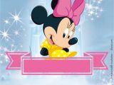 1st Birthday Invitation Card Free Download Free Printable Minnie Mouse Royal Birthday Invitation