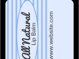 2.125 X 1.6875 Label Template 1 6875 Quot X 2 125 Quot Slimline Lip Balm Labels W Perforated
