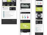 2 Column Responsive HTML Email Template Free Responsive Email Template Part I