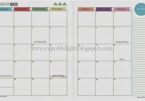 2 Month Calendar Template 2014 Free Printable Calendar 2 Page Planner Templates