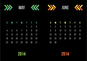 2 Month Calendar Template 2014 May Month Calendar 2014 Www Imgkid Com the Image Kid
