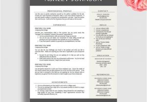 2 Page Resume Templates Free Download Best 25 Resume Template Download Ideas On Pinterest