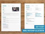 2 Page Resume Templates Free Download Two Page Resume Template Best Resume Collection