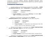 2 Years Experience Civil Engineer Resume Civil Engineer Resume 24 2 16