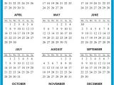2014 12 Month Calendar Template 5 Best Images Of Free Printable Annual Calendar 2014