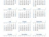 2014 Annual Calendar Template 2014 Printable Yearly Calendar Icebergcoworking