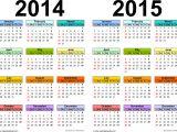 2014 Calendar Template Australia 2014 2015 Calendar Free Printable Two Year Word Calendars