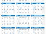 2014 Calendar Template Australia 2014 Calendar