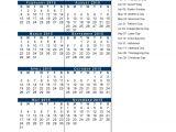 2015 Holiday Calendar Template Iupui Holiday List 2015 New Calendar Template Site
