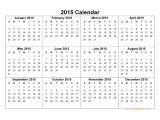 2015 Monthly Calendar Template for Word 2015 Calendar Template Beepmunk