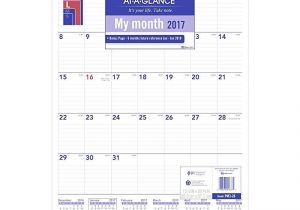 3 Month at A Glance Calendar Template at A Glance Wall Calendar Calendar Template 2018