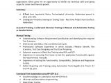 3 Years Manual Testing Sample Resumes Sample Resume for 3 Years Experience In Manual Testing