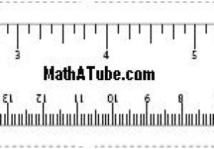 30cm Ruler Template 30cm Ruler to Print Printable 360 Degree