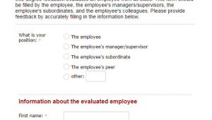 360 Degree Feedback Email Template How Human Resources Departments Can Benefit From Online