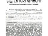 360 Music Contract Template 20 Music Contract Templates Word Pdf Google Docs