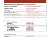 3pl Rfp Template 40 Best Request for Proposal Templates Examples Rpf