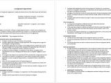 3rd Party Contract Template the Third Agreement Complete Unusual Third Party Contract