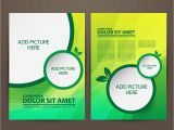 4 Sided Brochure Template One Sided Brochure Template 4 the Best Templates Collection