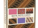 4 X 6 Blank Cards and Envelopes Batik Note Cards 6 Blank Note Cards Envelopes 4 X 6 Inch