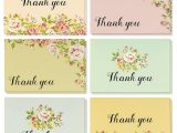 4 X 6 Thank You Cards 48 Count Thank You Cards with Envelopes Blank Thank You
