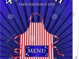 4th Of July Menu Template 4th July Menu Royalty Free Stock Photo Image 14916735