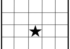 4×4 Bingo Template 4×4 Bingo Template Christine Zani Bingo Card Printables to