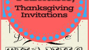 5 X 7 Thank You Card Template Free 5×7 Editable Printable Thanksgiving Invitations