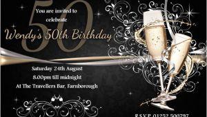 50th Birthday Invite Template Free 45 50th Birthday Invitation Templates Free Sample