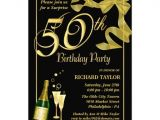 50th Birthday Invite Template Free 50th Birthday Invitations Ideas Bagvania Free Printable