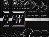 50th Birthday Invite Template Free Free Male Birthday Invitation orderecigsjuice Info