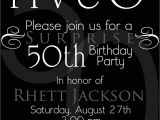 50th Birthday Invite Template Free the 50th Birthday Invitation Template Free Templates
